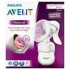 New Philips Avent SCF330 20 Manual Natural Breast Pump BPA FREE