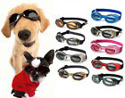Doggles ILS Dog Goggles Sunglasses Authentic UV eye protection size /color NEW