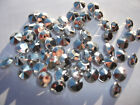 8MM SILVER DIAMOND TABLE SCATTER CRYSTALS CHOOSE AMOUNT