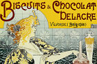 Biscuits French Bakery POSTER.Stylish Graphic.Sweet Love Decor.interior Art.175