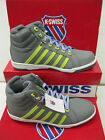 "SALE: K-Swiss Ladies Trainer Boots Grey  ""VETTER MID"""
