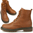 Ore Sugar Brown Womens Ankle Boots