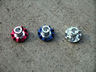 Alloy Raptor Cooling Fan Assembly - Red/Blue/Silver NEW
