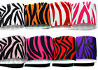 "7/8"" Zebra Grosgrain Ribbon 10yrds~U Pick Color"