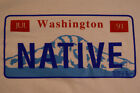"ORIGINAL ""WASHINGTON NATIVE"" BASEBALL CAP"