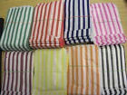 100 CANDY STRIPE PAPER SWEET GIFT PARTY BAGS 5 X7INCHES