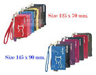 iPhone 4 4S 5 5S 6 / Galaxy S3 S4 Cell Phone Case Bag Cover Wristlet ANIMOB