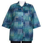 A Personal Touch Blouse Plus 1X-2X-5X Women's Shirt