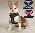 Dog Camo Camouflage Soft Dog Harness XS-L Casual Canine Pet