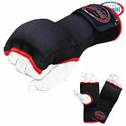 muay thai boxing inner gloves long wrist velcro closer