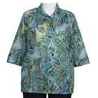 A Personal Touch Blouse Plus 1X-4X Women's Shirt