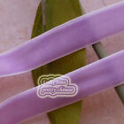 Orchid Velvet Ribbons Trim Sewing Craft 6mm,10mm,12mm,15mm,18mm,24mm,38mm #82