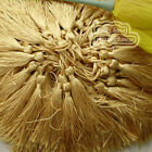 Gold 12cm Tassels Craft Sewing Curtains Trimming Embellishment T8