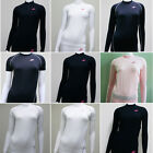 New Womens Compression Under Base Layer Top Tight Long & Short Sleeve T-Shirts
