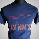 Flynns Arcade Tron Retro Movie T Shirt Sci Fi Light Cycle Recognizer Vintage