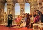 Calumny of Apelles Picture Reproduction Art Print A4 A3 A2 A1