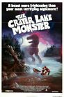 CRATER LAKE MONSTER B-MOVIE REPRODUCTION ART PRINT A4 A3 A2 A1