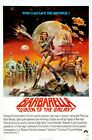 BARBARELLA 4 B-MOVIE REPRODUCTION ART PRINT A4 A3 A2 A1