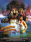 BIG TROUBLE IN LITTLE CHINA 3 B-MOVIE REPRODUCTION ART PRINT CANVAS A4 A3 A2 A1