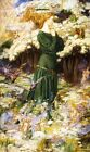 The Lovers World Eleanor Fortescue Brickdale 1905 Art Print A4 A3 A2 A1