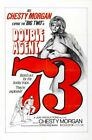 DOUBLE AGENT 73 01 B-MOVIE REPRODUCTION ART PRINT A4 A3 A2 A1