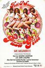 PIZZA GIRLS 01 VINTAGE CLASSIC B-MOVIE REPRODUCTION ART PRINT A4 A3 A2 A1