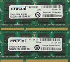 Ram 8GB kit DDR3 PC3-8500, 1067MHz for late 2008/2009 and Mid 2010 Macbook's