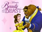 BEAUTY AND THE BEAST MV00074 MOVIE REPRODUCTION ART PRINT A4 A3 A2 A1
