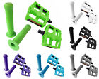 "BMX / MOUNTAIN BIKE GRIP & PLASTIC 9/16"" PEDAL SET - RRP £21.98"