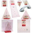 Sew Easy Quilters Craft Patchwork Square / Rectangle Ruler Various Sizes