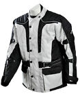 TUFF GEAR MOTORCYCLE TEXTILE JACKET ALL WEATHER SIZE - M
