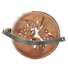 German WWII Helmet Liner M31 Chin Strap- Dated 1940, Size 66 58
