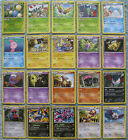 Pokemon TCG B&W Dragons Exalted Rare Card Selection