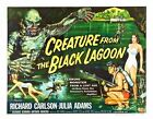 The Creature From The Black Lagoon Movie Poster A3 / A2 Print