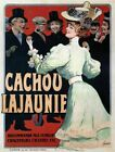 Vintage Advertisment Poster Cachou La Jaunie WIA133 Art Print Canvas A4 A3 A2 A1