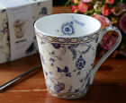 V A Georgian Trail FINE BONE CHINA Mug IN GIFT BOX Vintage Inspired
