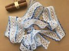 ~Eyelet Knitting Lace Various Lengths All Shades Trim Knit Sew