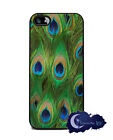 Peacock Feathers, Animal Print - iPhone 5 Slim Case, Cell Phone Cover