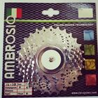 AMBROSIO 10 SPEED ROAD RACING BIKE CASSETTE SHIMANO OR/AND CAMPAGNOLO COMPATIBLE