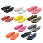 US 5-9 Girl Slipper womens Flip Flops lady slip on shoes flats wedges Sandals