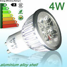 4 x GU10 3W/6W LED Spot Light Bulbs Lamp Day/Warm White High Power Energy Saving