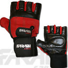 gym/weight lifting fitness gloves long velcro elasticated straps