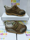 "SALE: Clarks Infant Boys First Brown Shoes ""BEETLEFUN"""