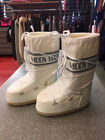 SNOW BOOTS STIVALE DOPOSCI TECNICA ORIGINALI MOON BOOT 14004400-006 BIANCO WHITE