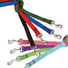 Guardian Gear Nylon Dog Leash Lead 4 or 6 foot 8 colors Basic and Brights Leads