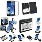 Car Mount/OEM Battery/Cradle/Desktop Charger For Samsung Galaxy S3 i9300 i9305