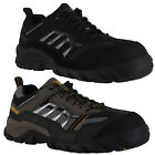 Mens Caterpillar Formation Lo S1P Composite Safety Work Trainers Sizes 6 to 12