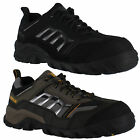 Mens Caterpillar S1P Composite Toe Safety Work Trainers Sizes 6 7 8 9 10 11 12