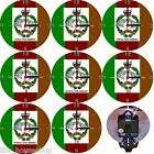 1 2 3 4 ROYAL TANK REGIMENT BADGE CD SIZED 12cm Dia NOVELTY CLOCK AND DESK STAND