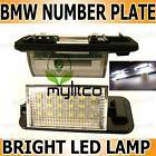 BMW 3 Series E36 E46 E90 E91 E92 E93 Number Plate Light Lamp HID White LED Unit